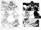 Star Wars The Purge The Tyrant's Fist Original Art # 2/11