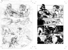Star Wars The Purge The Tyrant's Fist Original Art # 2/12