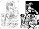 Star Wars The Purge The Tyrant's Fist Original Art # 2/15