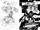 Star Wars The Purge The Tyrant's Fist Original Art # 2/21