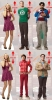 THE BIG BANG THEORY Lifesize Standup