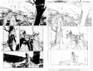 THE SEARCH FOR SWAMP THING # 1 Pag. 8 Original Art