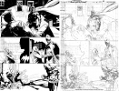 THE SEARCH FOR SWAMP THING # 1 Pag. 13 Original Art