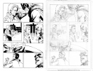 THE SEARCH FOR SWAMP THING # 1 Pag. 14 Original Art