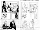 THE SEARCH FOR SWAMP THING # 1 Pag. 18 Original Art