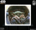 The Mandalorian Art Print The Child
