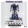 Transformers Bumblebee DLX Soundwave & Ravage