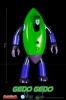 "Ufo Robot Grendizer: Gedo Gedo 16"" Figure"