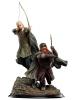 Weta: LOTR Legolas and Gimli at Amon Hen