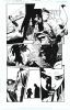 """One"" - Batman Secret Files # 1 Pag. 3 Original Art"