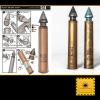 76.2mm HVAP-T UBR-354P Ammunition T34