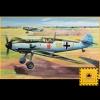Airfix - Messerschmitt Bf109E 1:24 Model Kit
