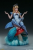 Alice in Wonderland Statue by J. Scott Campbell