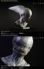 Alien Covenant Bust 1/1 Neomorph