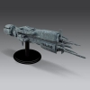 Aliens Model Replica USS Sulaco