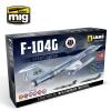 Ammo - F-104 G STARFIGHTER 1/48 Kit