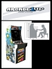 Arcade1Up Mini Cabinet Arcade Game Asteroids