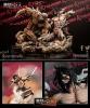 Attack on Titan: Eren vs Armored Titan Diorama