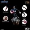 Avengers: Endgame Deluxe BDS Art Scale Captain America