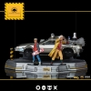 Back to the Future II Art Scale Full Set Deluxe