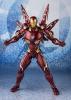 Bandai: Iron Man MK50 Accessories