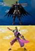 Bandai - Batman & Joker Ninja S.H. Figuarts