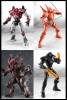 Bandai - Pacific Rim 2 Uprising Robot Spirits Action Figures