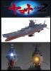 Bandai - Space Battleship YAMATO 2202 1/1000 Kit