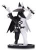 Batman B&W Statue Spy VS. Spy by Peter Kuper