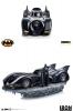 Batman Deluxe Art Scale Batman & Batmobile
