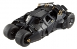 Batman Diecast Model 1/18 Batmobile Tumbler Elite Edition