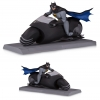 Batman The Animated Series Batman with Batcycle