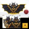 Batman Wall Statue by Jesse Hernandez