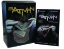 Batman: Death Of The Family Book & Joker Mask Set