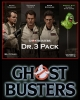 "Blitzway: Ghostbusters 12"" Figures Doctors 3 Pack Set"