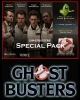 "Blitzway: Ghostbusters 12"" Special Pack of 4 Doctors & Slimer"