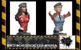 Bombshells Busts Wonder Woman & Supergirl