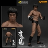 Bruce Lee The Martial Artist Statue 1/12 MMA Outfit