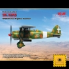 CR. 42AS, WWII Italian Fighter-Bomber