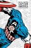 Cap. America Eroi Marvel in Bianco e Nero