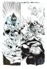 Civil War II - God of War # 3 Pag. 10 Original Art