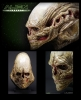 CoolProps - Alien Newborn Life-Size Head Prop Replica