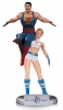 DC Comics Bombshells Statue Power Girl & Superman
