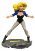 DC Comics Gallery: JL Animated Black Canary PVC Figure