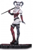 DC Comics Red, White & Black Statue Arkham Asylum Harley Quinn