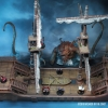 D&D The Falling Star Sailing Ship