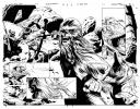 Dark Horse: Star Wars Rebel Heist # 3 Pag. 4/5 Original Art