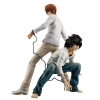 Death Note G.E.M. PVC Statue Yagami Light & L