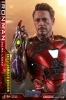 Diecast Iron Man Mark LXXXV Battle Damaged