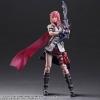 Dissidia Final Fantasy Play Arts Kai - Lightning